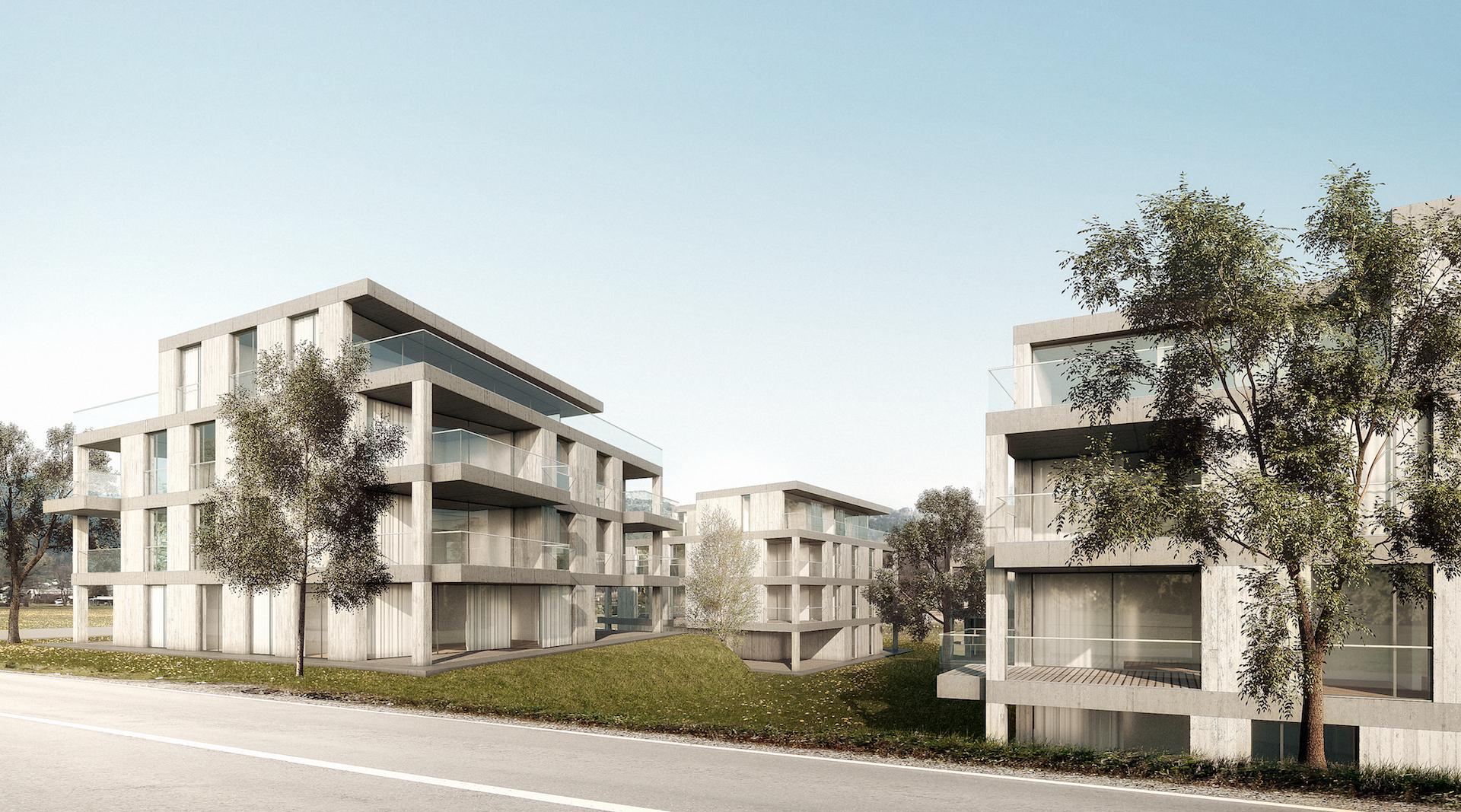 Platin Immobilien AG - Wohnungen in der Schweiz kaufen